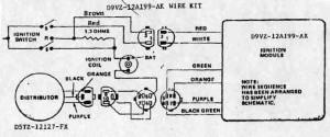 Duraspark wiring