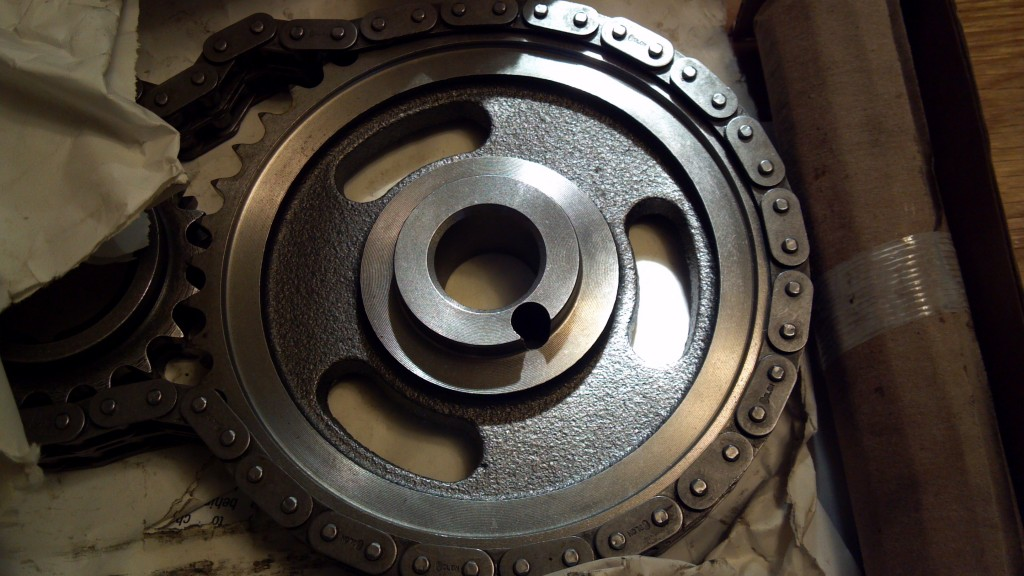 Edelbrock 7811 sprocket